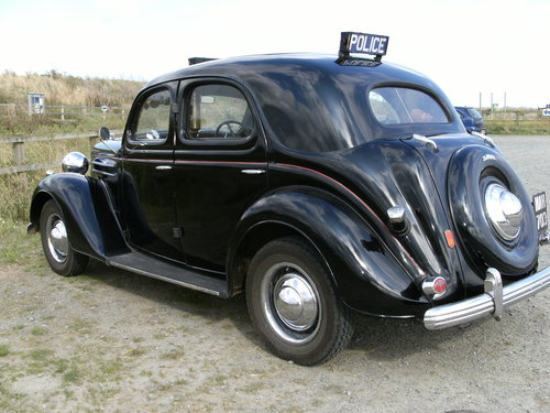 FORD PILOT V8  X POLICE CAR 1951 (CAR NOW SOLD) SOLD (picture 5 of 6)