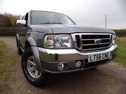 2006 Ford Ranger XLT Thunder For Sale (picture 1 of 6)