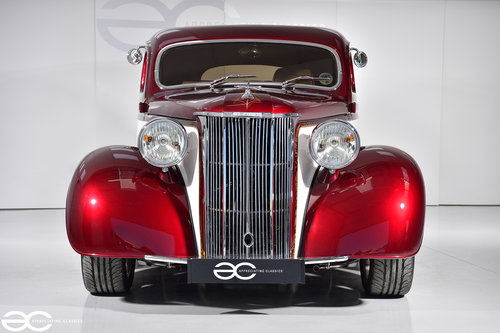 1950 A Custom Street Rod - Ford Pilot V8 - Over £70k in Receipts SOLD (picture 1 of 6)
