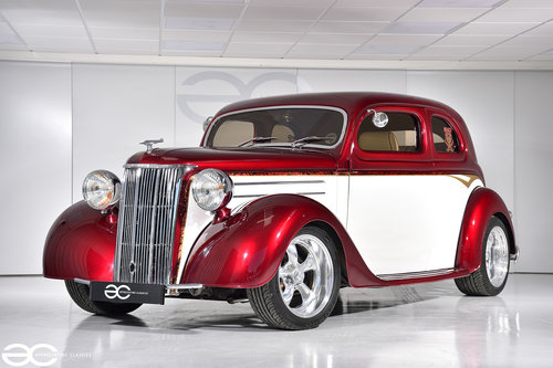 1950 A Custom Street Rod - Ford Pilot V8 - Over £70k in Receipts SOLD (picture 2 of 6)