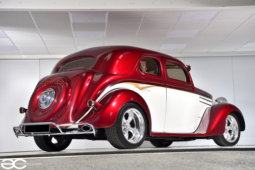 1950 A Custom Street Rod - Ford Pilot V8 - Over £70k in Receipts SOLD (picture 3 of 6)