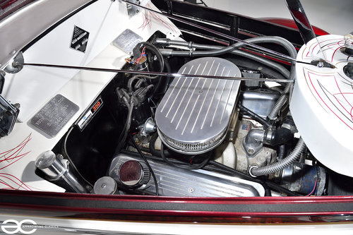 1950 A Custom Street Rod - Ford Pilot V8 - Over £70k in Receipts SOLD (picture 6 of 6)
