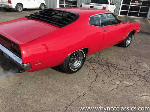 1970 Ford Torino 429 CJ - 4 speed - Restored For Sale (picture 2 of 6)