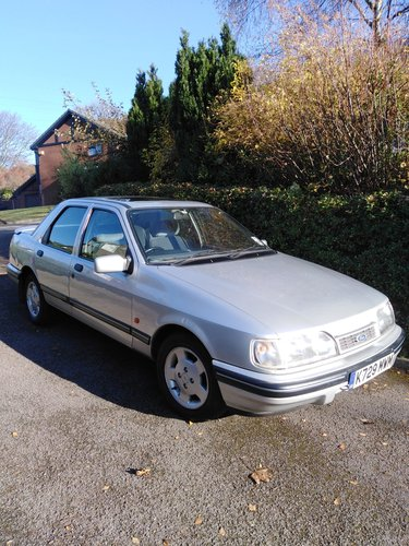 1992 Ford Sierra 1600 Azura SOLD (picture 1 of 6)