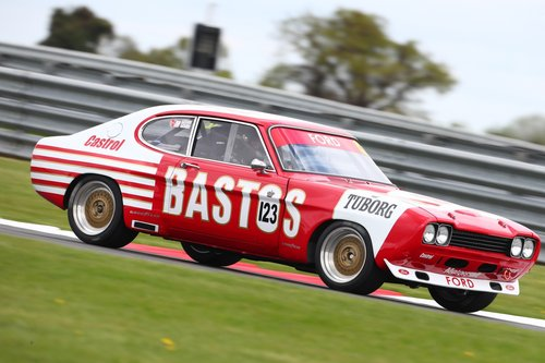 1972 Ford Capri RS2600 Weslake For Sale (picture 1 of 6)