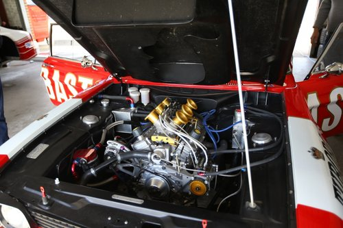 1972 Ford Capri RS2600 Weslake For Sale (picture 4 of 6)