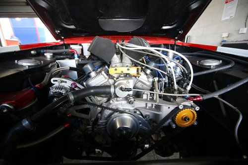 1972 Ford Capri RS2600 Weslake For Sale (picture 5 of 6)