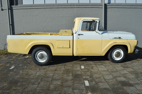 1959  Ford F250 V8  For Sale (picture 3 of 6)