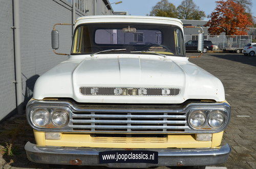 1959  Ford F250 V8  For Sale (picture 4 of 6)