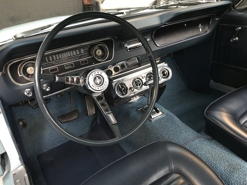 1964 1965 Ford Mustang 289 4.7 V8 Coupe For Sale (picture 4 of 6)