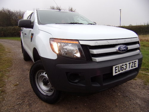 2013 Ford Ranger XL 4X4 TDCi 2.2 For Sale (picture 1 of 6)
