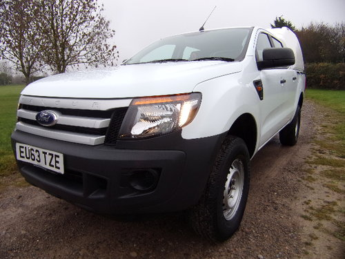2013 Ford Ranger XL 4X4 TDCi 2.2 For Sale (picture 3 of 6)