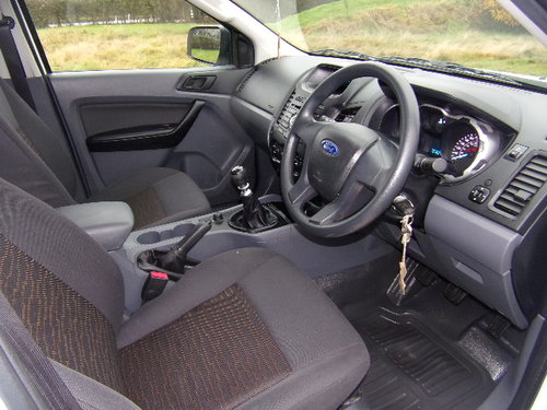 2013 Ford Ranger XL 4X4 TDCi 2.2 For Sale (picture 5 of 6)