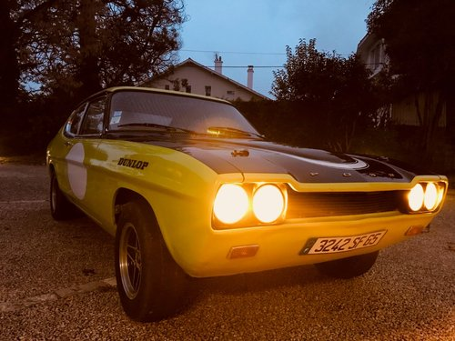 1971 Ford Capri 2300GT V6 SOLD (picture 1 of 6)