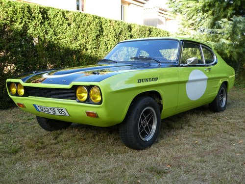 1971 Ford Capri 2300GT V6 SOLD (picture 2 of 6)