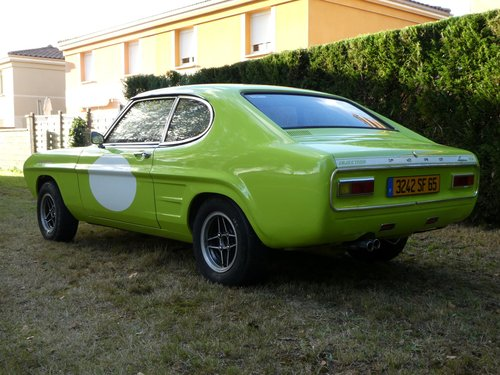 1971 Ford Capri 2300GT V6 SOLD (picture 3 of 6)