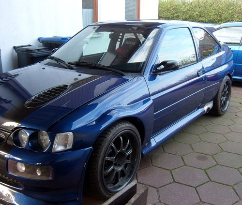 1993 FORD Escort RS Cosworth modified For Sale (picture 2 of 6)