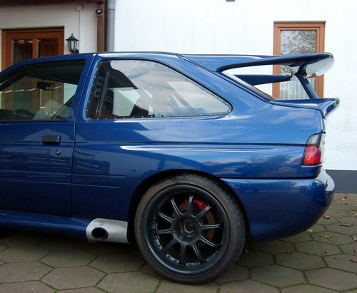 1993 FORD Escort RS Cosworth modified For Sale (picture 3 of 6)