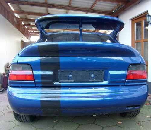 1993 FORD Escort RS Cosworth modified For Sale (picture 5 of 6)