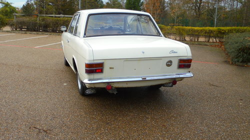 1967 MK2 FORD CORTINA DE LUXE For Sale (picture 4 of 6)
