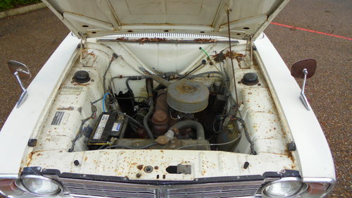 1967 MK2 FORD CORTINA DE LUXE For Sale (picture 5 of 6)