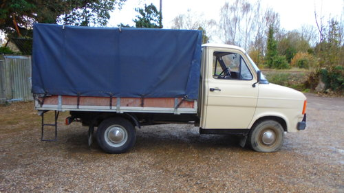 1983 MK2 FORD TRANSIT PICKUP For Sale (picture 4 of 6)
