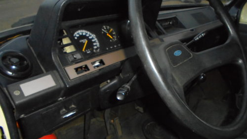 1983 FORD TRANSIT MK2 120L 2.0LT  For Sale (picture 6 of 6)