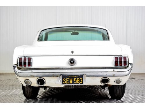 1966 Ford Mustang Fastback V8 289 For Sale (picture 4 of 6)