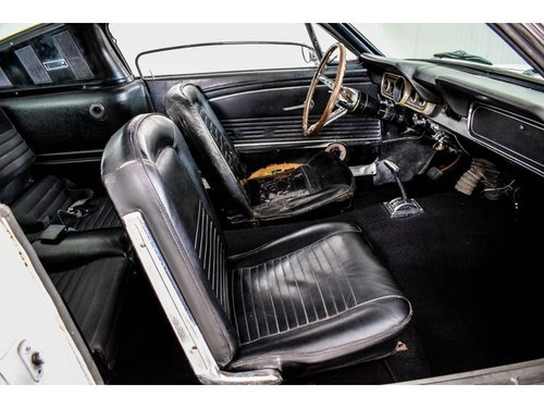 1966 Ford Mustang Fastback V8 289 For Sale (picture 5 of 6)