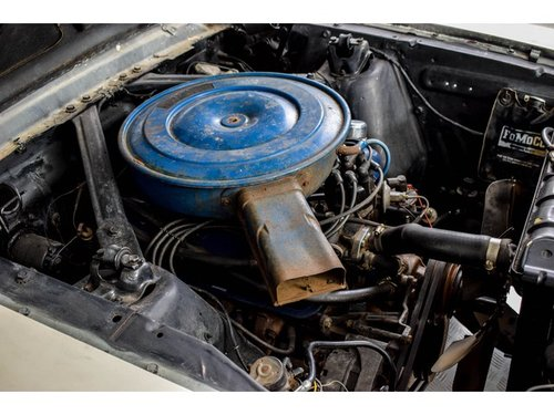 1966 Ford Mustang Fastback V8 289 For Sale (picture 6 of 6)