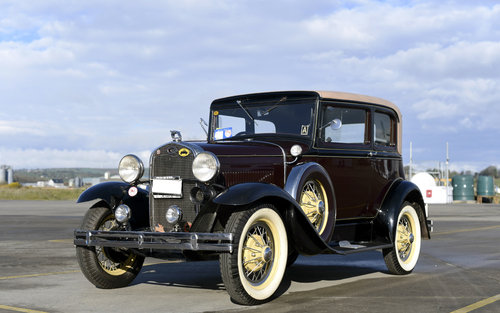 1931 Model A Ford Victoria For Sale (picture 1 of 6)