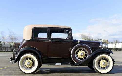 1931 Model A Ford Victoria For Sale (picture 4 of 6)