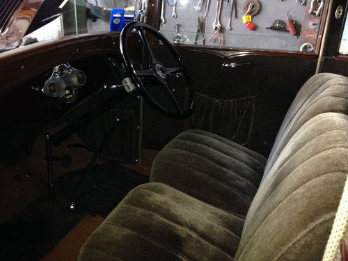 1931 Model A Ford Victoria For Sale (picture 6 of 6)