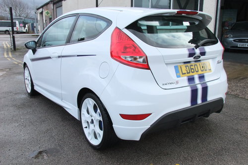2010 FORD FIESTA 1.6 S1600 3DR SOLD (picture 3 of 6)