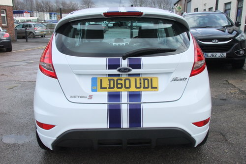 2010 FORD FIESTA 1.6 S1600 3DR SOLD (picture 5 of 6)