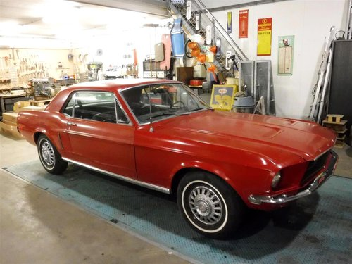Ford Mustang J code 1968 For Sale (picture 2 of 6)