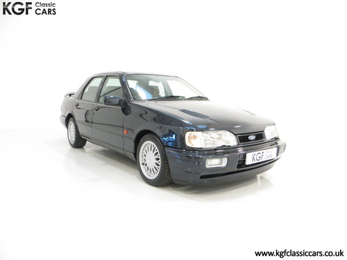 1992 A Ford Sierra Sapphire RS Cosworth 4X4 with Just 37516 Miles SOLD (picture 1 of 6)