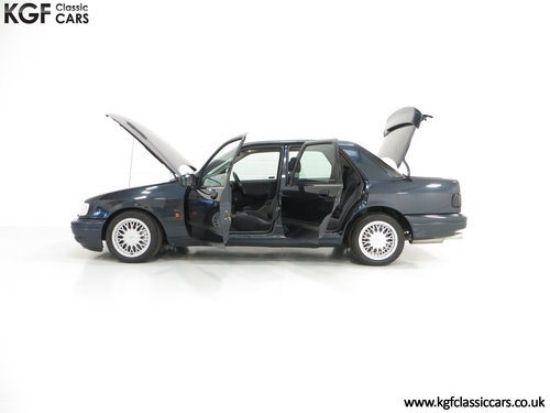 1992 A Ford Sierra Sapphire RS Cosworth 4X4 with Just 37516 Miles SOLD (picture 3 of 6)
