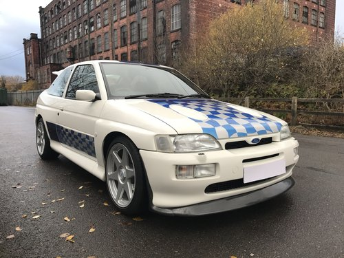 1995 Escort Cosworth Lux For Sale (picture 2 of 6)