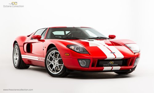 2010 FORD GT // 900 MILES // 1 OF 27 OFFICIAL UK CARS // GT101 ED For Sale (picture 1 of 6)
