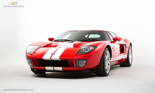 2010 FORD GT // 900 MILES // 1 OF 27 OFFICIAL UK CARS // GT101 ED For Sale (picture 2 of 6)