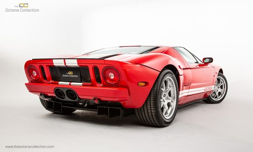2010 FORD GT // 900 MILES // 1 OF 27 OFFICIAL UK CARS // GT101 ED For Sale (picture 3 of 6)