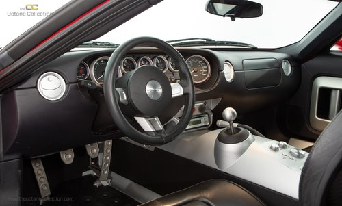 2010 FORD GT // 900 MILES // 1 OF 27 OFFICIAL UK CARS // GT101 ED For Sale (picture 4 of 6)