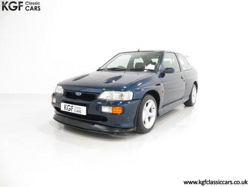 1995 An Exceptional Ford Escort RS Cosworth with 25,933 Miles SOLD (picture 2 of 6)