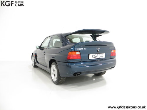 1995 An Exceptional Ford Escort RS Cosworth with 25,933 Miles SOLD (picture 4 of 6)