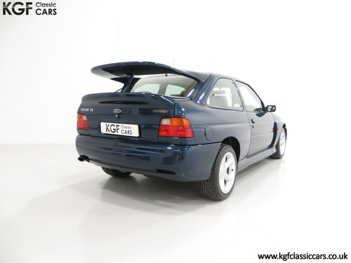 1995 An Exceptional Ford Escort RS Cosworth with 25,933 Miles SOLD (picture 5 of 6)