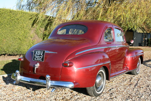 1948 Ford Super Deluxe V8 Coupe. NOW SOLD, MORE  Wanted (picture 3 of 6)