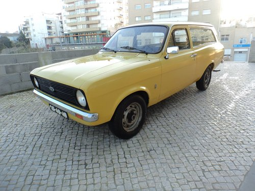 1975 Ford Escort Mk2 Station Van For Sale (picture 1 of 6)