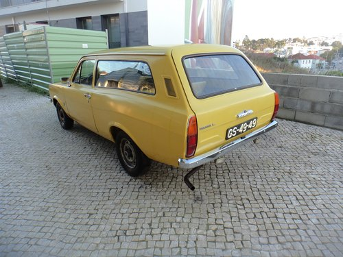 1975 Ford Escort Mk2 Station Van For Sale (picture 2 of 6)