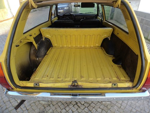 1975 Ford Escort Mk2 Station Van For Sale (picture 4 of 6)
